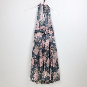 Adrianna Papell Occasion Floral Cocktail Dress